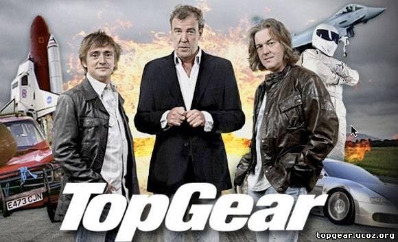 Alan Davies top gear